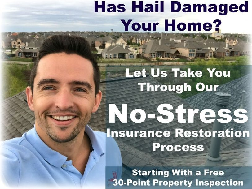Insurance Restoration Process - Roofing GIANT